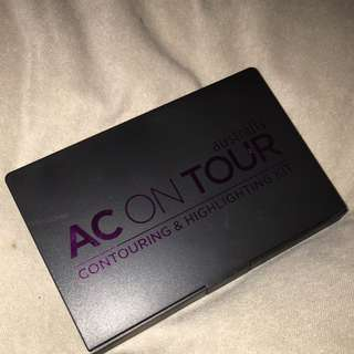 *REDUCED* Australis AC ON TOUR Contour & Highlight Kit