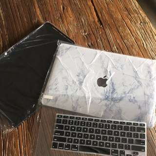 iMac 15inc Marble Cover With Accessories