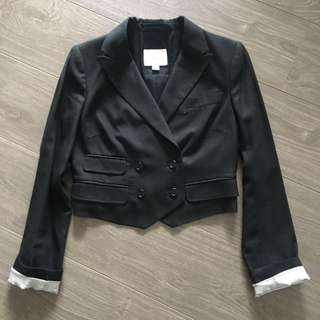 Cropped Country Road Blazer