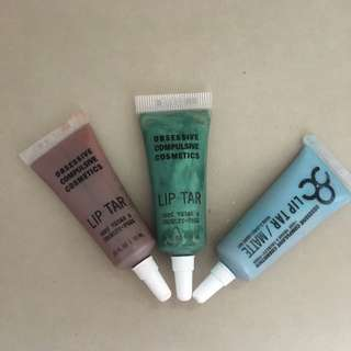 Occ Lip Tar Bundle