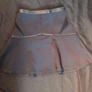 Dynamite Navy Skirt XS