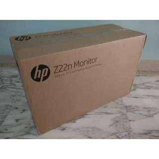 HP Z22n 21.5-inch IPS Display Monitor Brand New Sealed WARRANTY TILL 2019