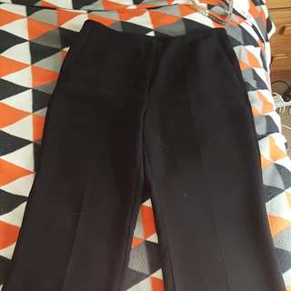 Grace Hill Black Dress Pants, Size 14