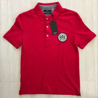 BRAND NEW MANGO MAN POLO SHIRT