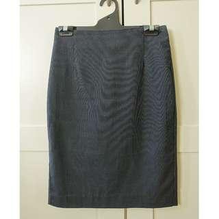 MNG pencil skirt