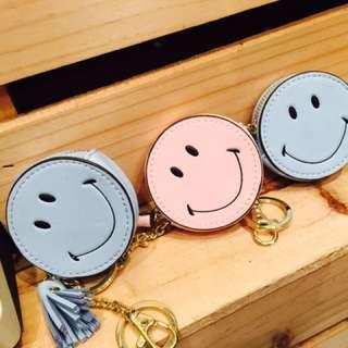 OMI 日韓衣著•可愛微笑零錢包(現貨)