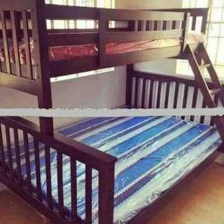 Wooden bunk/bed