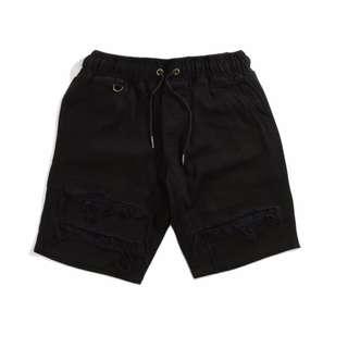 Remuse 破壞短褲 高磅 零碼出清 售出不換