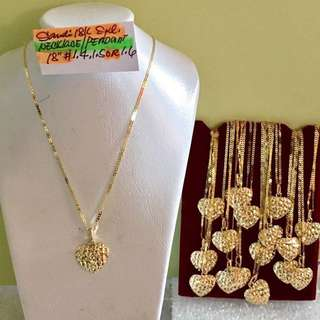 Authentic 18k Gold Necklace