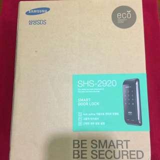 Samsung Smart Door Lock SHS 2920 +2 RFID Tags