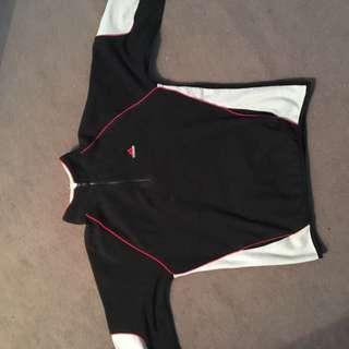 Adidas 1/4 Zip Jumper