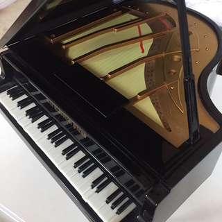 Grand piano music box (as NEW)