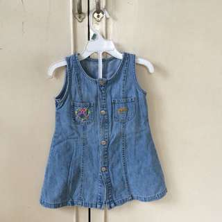 Garfield Denim Dress