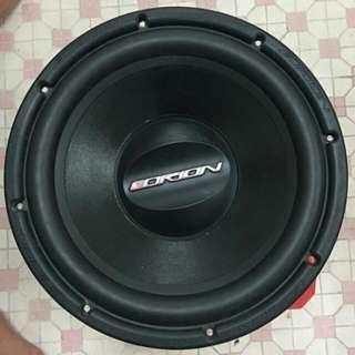 Orion P1204 1000Watts 12inch subwoofer speaker