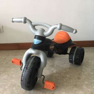 Fisher Price Harley Davidson Tricycle