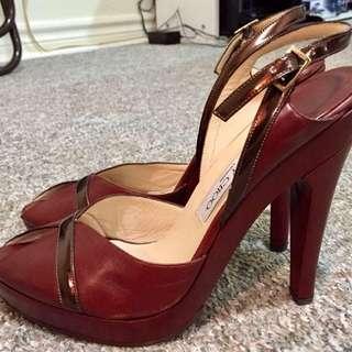Jimmy Choo Heels Size 8.5
