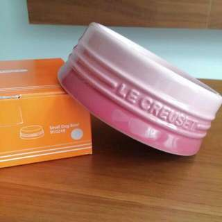 (Hold)(全新)LE CREUSET _Dog Bowl