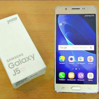 Samsung J5 2016 全新 可議價