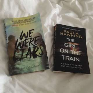 The Girl In The Train & We Were Liars