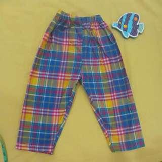 Pants / Celana Kotak