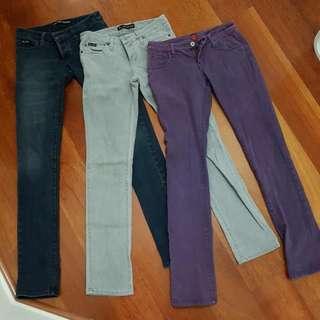 $8 All 3 Bardot And Lee Raiders Skinny Jeans
