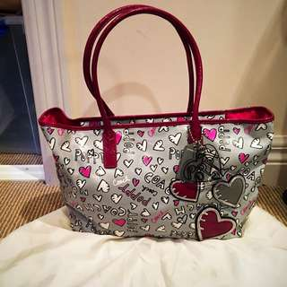Coach Poppy Collection Tote Bag