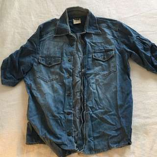 Dolce & Gabbana Denim Shirt