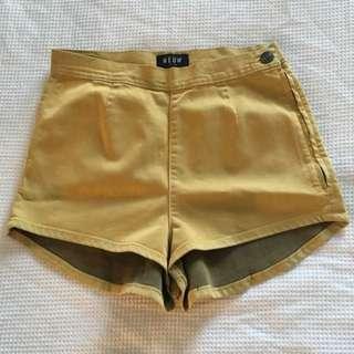 Neuw High waist Shorts