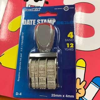 Teacher Date Stamp