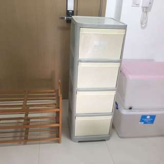 Storage Box/shoe Rack