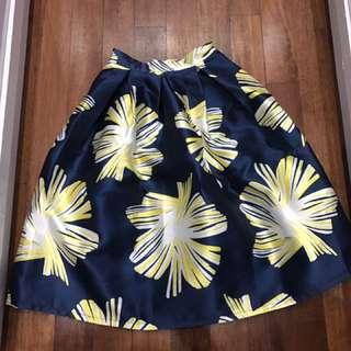 Mds Flower Skirt