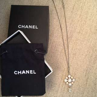 Chanel Necklace 100%real