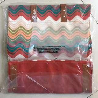 Missoni for Target Beach Bag Brand New in bag