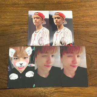 [WTB/LOOKING FOR] Baekhyun SUM special event official pc