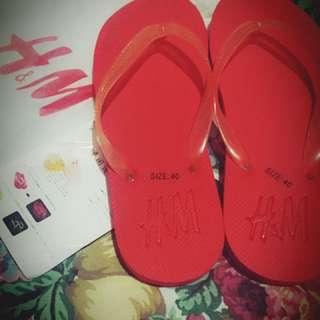 Original H&M slippers