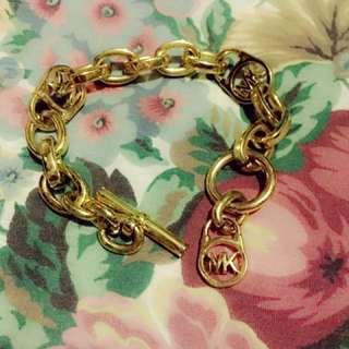 Class A MK Gold Bracelet