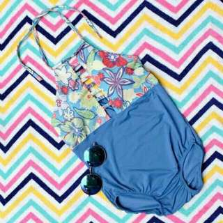 1 Pc Bikini One Piece Swimsuit Swimwear
