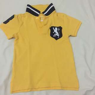 Giordano kids Polo Shirt
