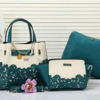 Charles & Keith.  3 in 1 Series  60208-3.