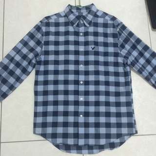 American Eagle Outfitters 襯衫二手便宜賣size:m/m Af Polo