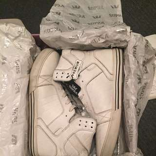SUPRA SKYTOP ORIGINAL WHITE US 11