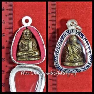 Lp Ngern Buddhachote roop lor amulet, Wat Bang Khlan