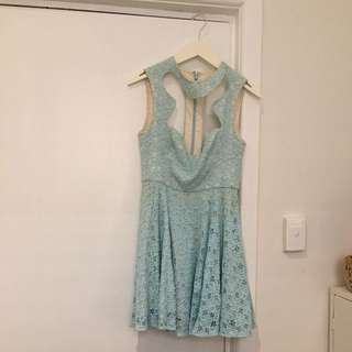 Alice McCall In Motion Dress Sky