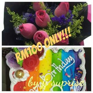 Suprise Birtday Services