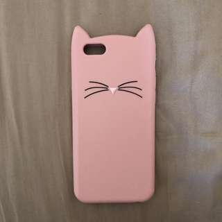 Used Original Kate Spade Kitty iPhone 6/6s Case