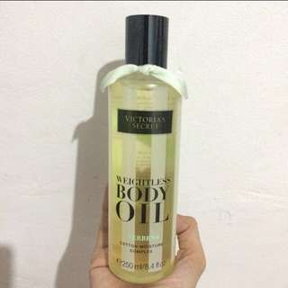 Victoria Secret Body Oil