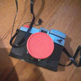 Diana+ Lomo Camera