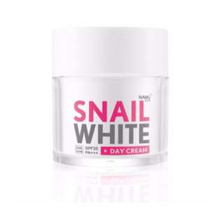 Snail  White 🌬FACIAL DAY CREAM 50 ML.