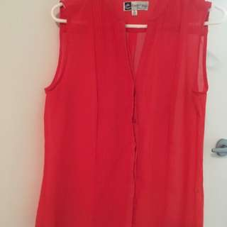 Claude D'alban Sleeveless Top