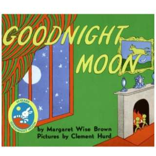 BN Boardbook Goodnight Moon By Margaret Wise Brown